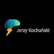 Jerzy Kochański - badanie EEG głowy